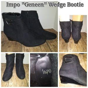 """Impo """"Geneen Wedge Bootie"""